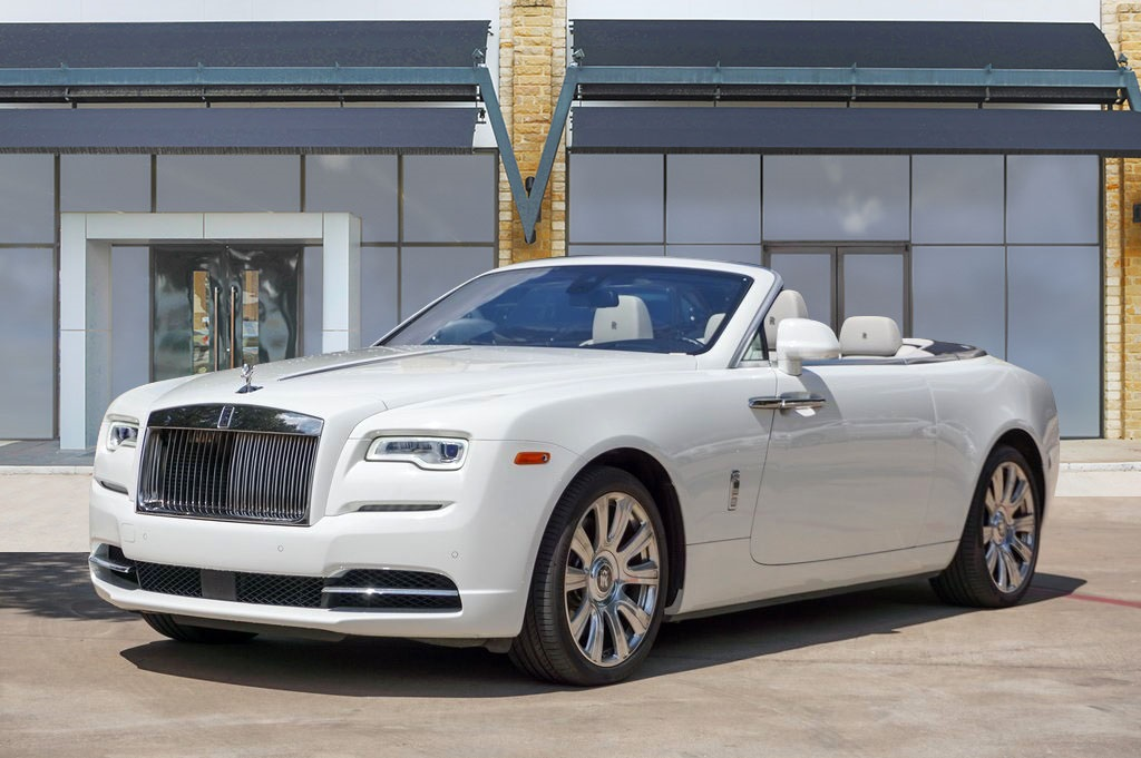 Pre-Owned 2016 Rolls-Royce Dawn
