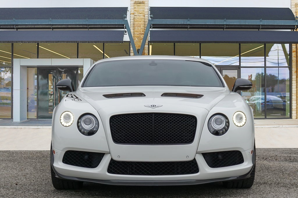 Certified Pre-Owned 2015 Bentley Continental GT