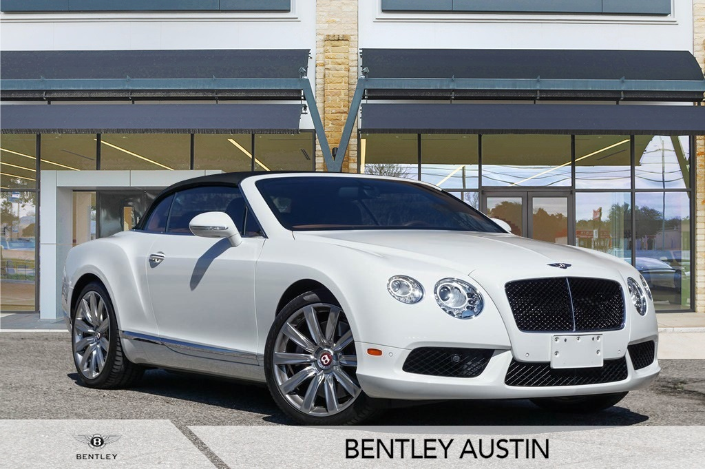 Certified Pre-Owned 2015 Bentley Continental GT V8
