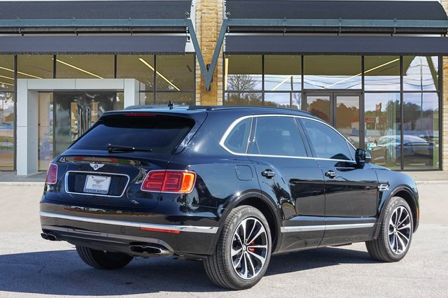 Pre-Owned 2019 Bentley Bentayga V8