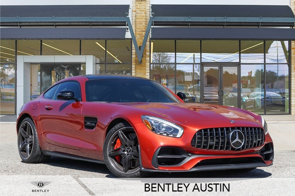 Pre-Owned 2018 Mercedes-Benz AMG® GT S