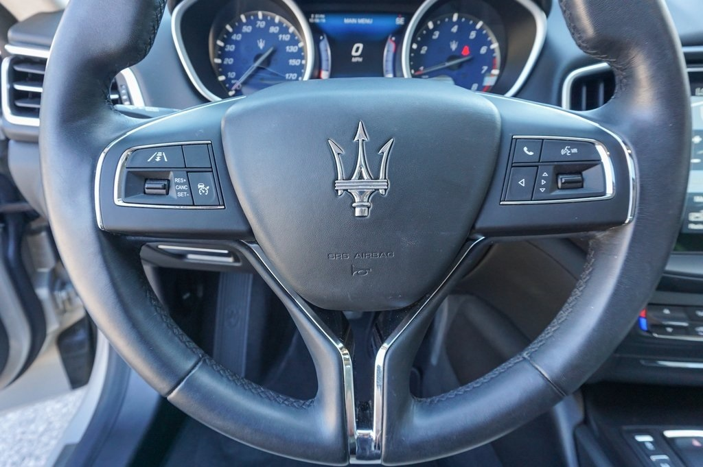 Pre-Owned 2017 Maserati Ghibli Base