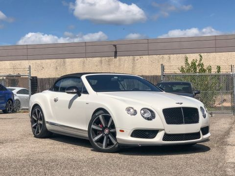 Certified Pre-Owned 2014 Bentley Continental GTC GT V8 Convertible