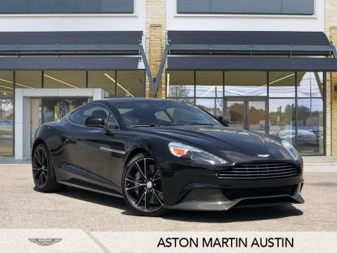 Certified Pre-Owned 2016 Aston Martin Vanquish V12