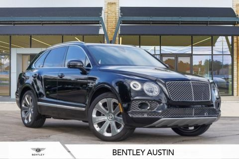 Pre-Owned 2018 Bentley Bentayga Mulliner W12
