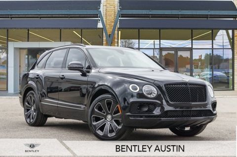 New 2020 Bentley Bentayga V8