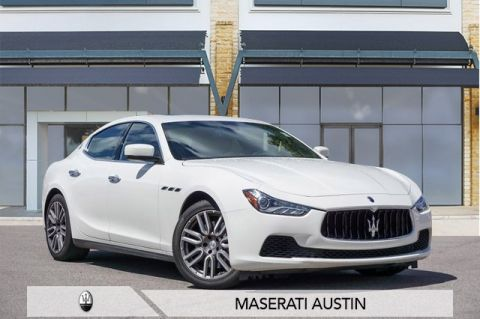 Certified Pre-Owned 2016 Maserati Ghibli S
