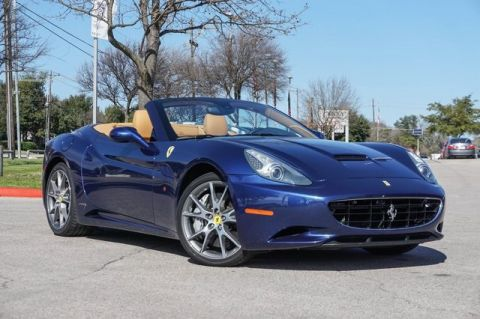 Pre-Owned 2010 Ferrari California